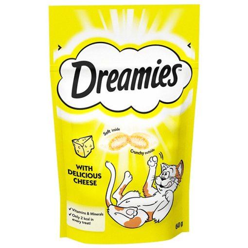 Dreamies™ jutalomfalat - SAJTOS 60g