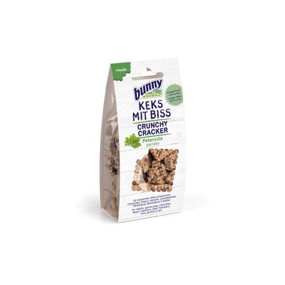bunnyNature Crunchy Cracker - parsley - Petrezselyem 50g