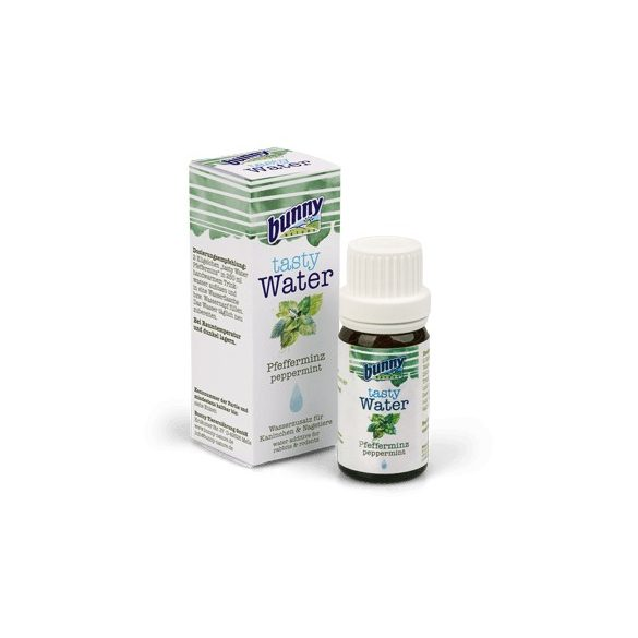 bunnyNature Tasty Water - Peppermint 10g