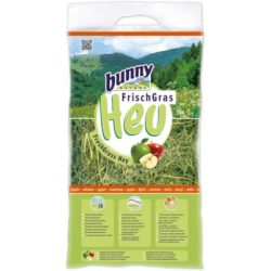 bunnyNature FreshGrass Hay with Apple Almás 500g