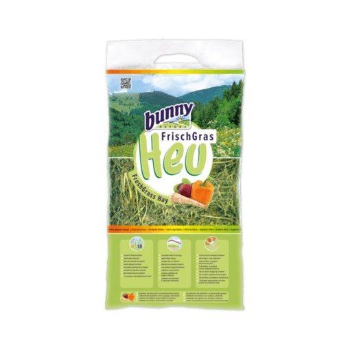 bunnyNature FreshGrass Hay with Vegetable Zöldségekkel 500g