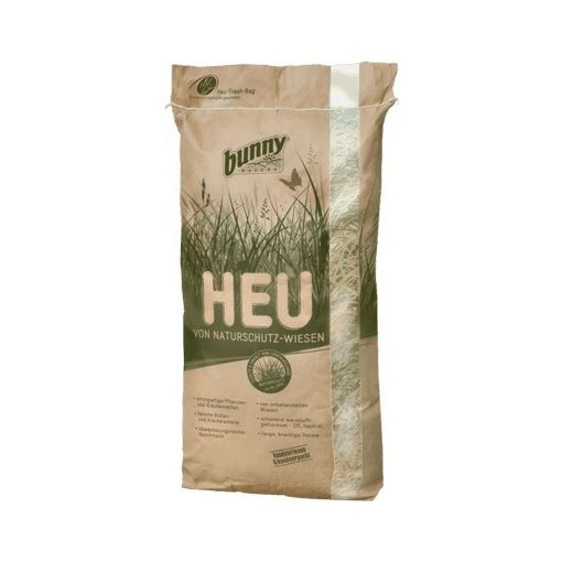 bunnyNature Hay from Nature Conservation Meadows 1,7 kg