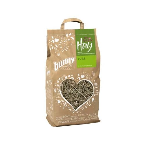 bunnyNature My favorite Hay from nature conversation meadows PURE 100g