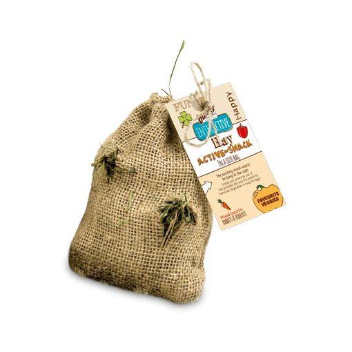 bunnyNature Hay-Active-Snack - Garden Joy 30g