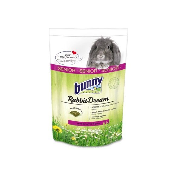 bunnyNature RabbitDream SENIOR 1,5kg