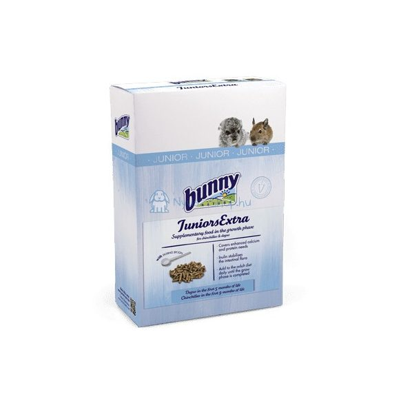 bunnyNature JuniorsExtra FOLIVOR 250g