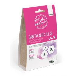 bunny All Nature Botanicals Multi-vitamin snack 150g