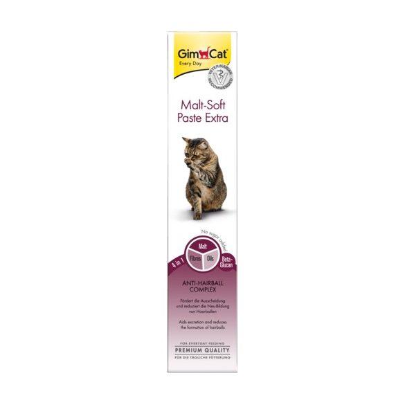 GimCat Malt-Soft Extra paszta - Malátás szőroldó paszta 100g
