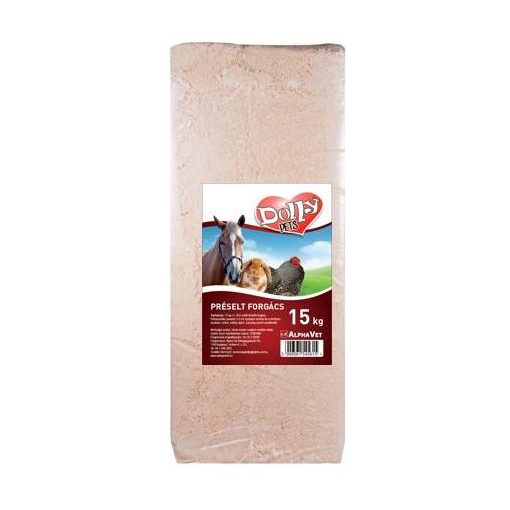 Dolly faforgács 15 kg