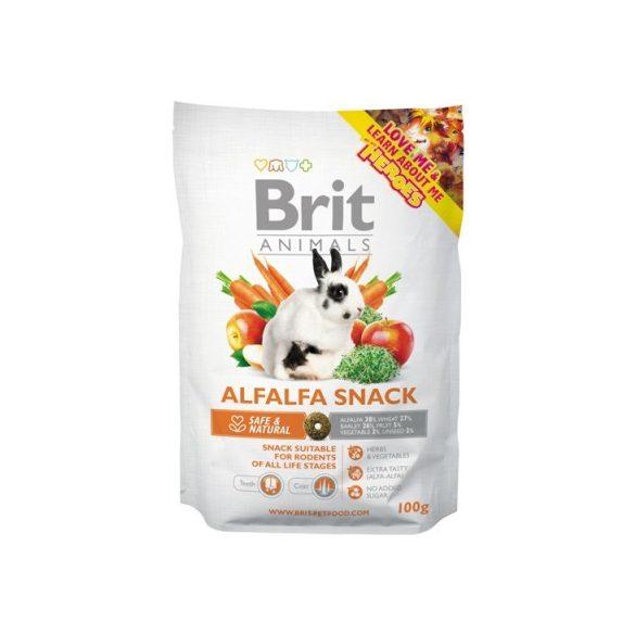 Brit Animals Alfalfa Snack 100g