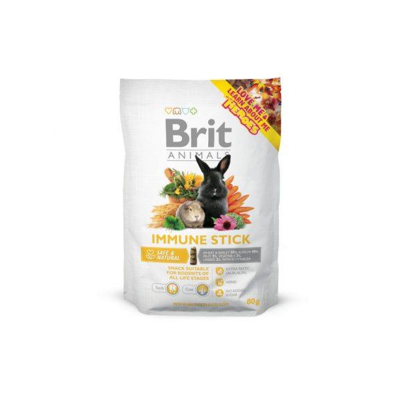 Brit Animals Immune Stick 80g