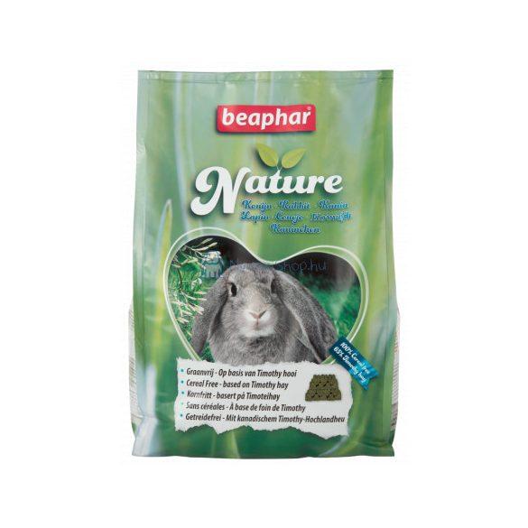 Beaphar Nature Teljes értékű nyúleledel 750g