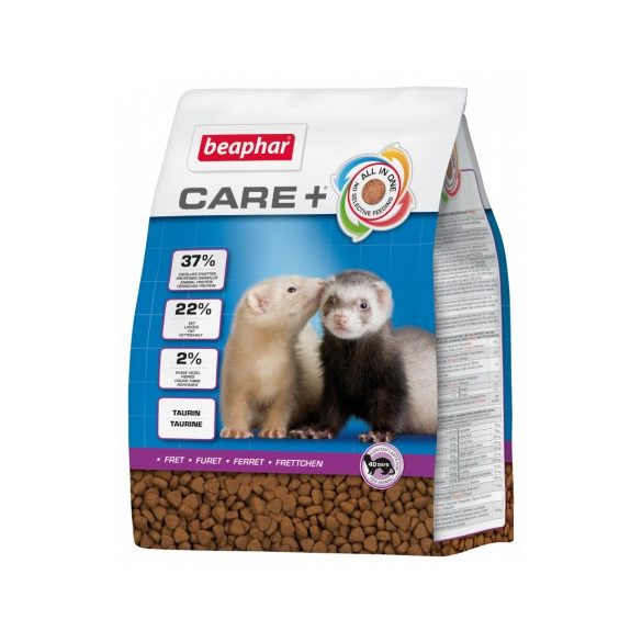 Beaphar Care+ Vadászgörény táp 2 kg