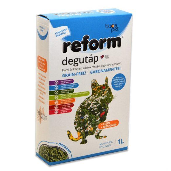 BudaPet Reform Degu táp 1L