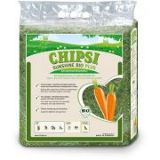 Chipsi Sunshine Bio Plus széna répás 600g