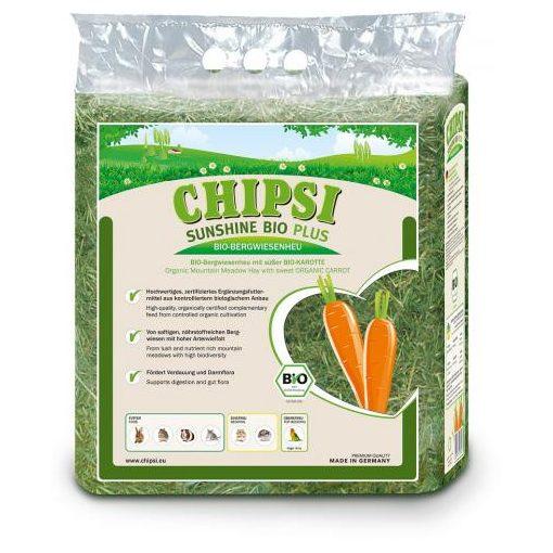 Chipsi Sunshine Bio Plus széna répás 600 g