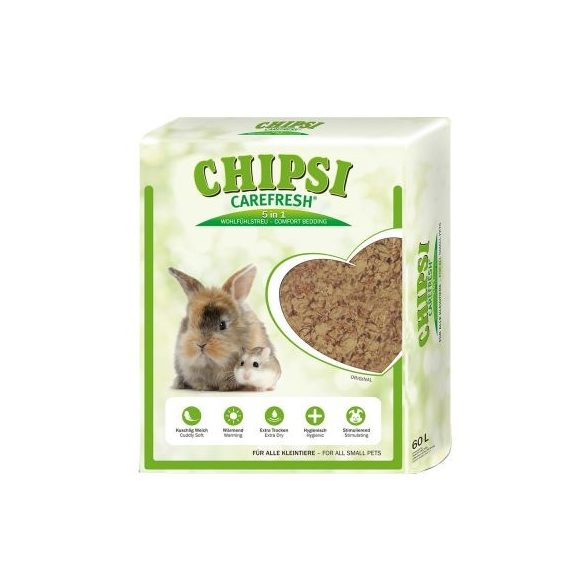 Chipsi Carefresh alom Original 5L