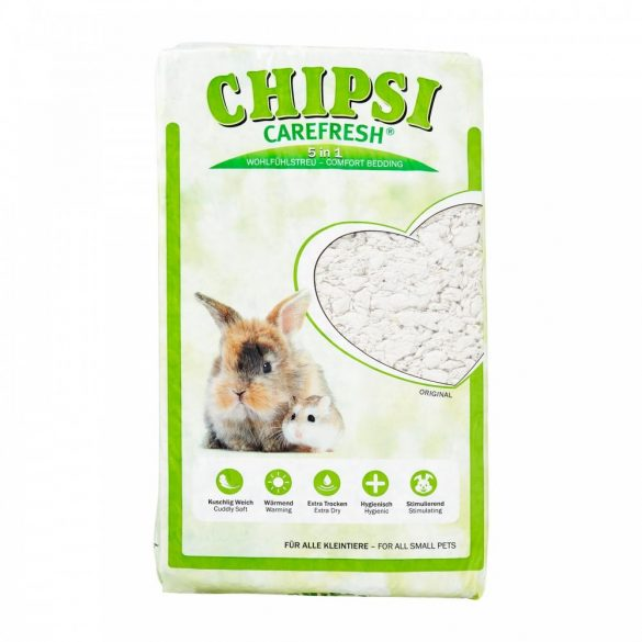 Chipsi Carefresh alom Pure White 50L