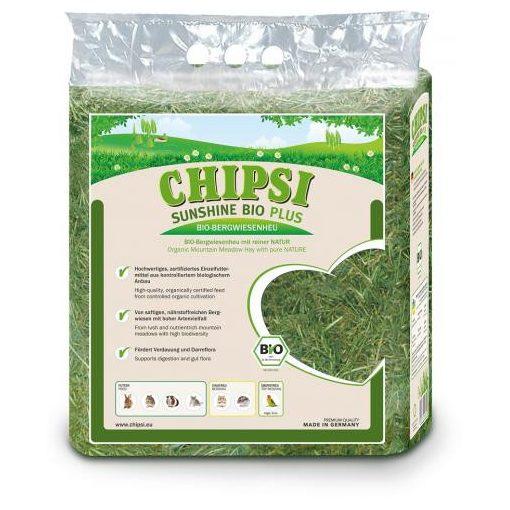 Chipsi Sunshine Bio Plus széna natúr 600 g