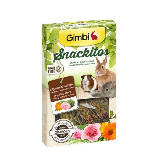 Gimbi Snackitos Mogyoróerdő 45g