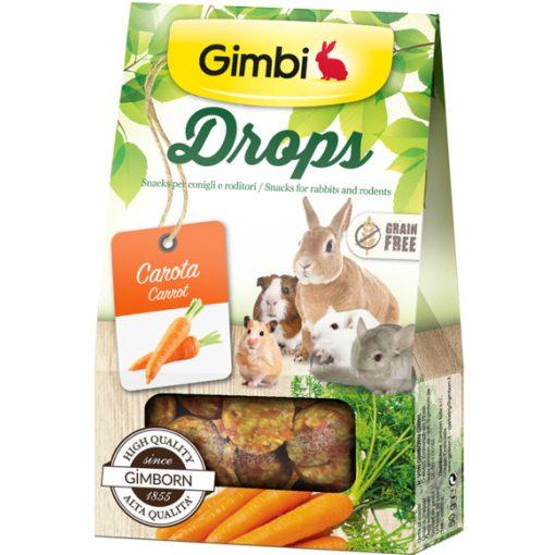 Gimbi Drops - Gabonamentes csemege Répával 50g