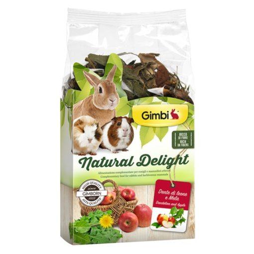 Gimbi Natural Delight - Pitypang & alma 100g
