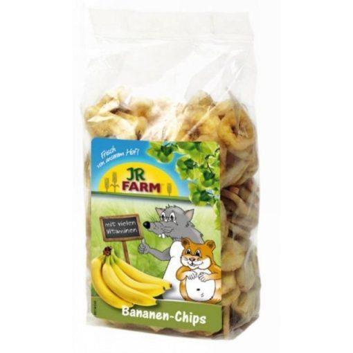 Jr Farm Banán chips 150 g