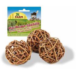 JR Farm Mr. Woodfield mini vesszőlabdák 3db