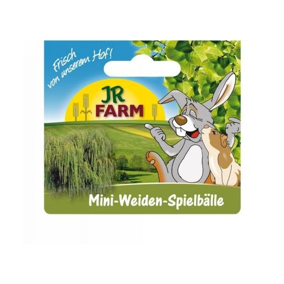 JR Farm Mr. Woodfield mini vesszőlabdák 3db