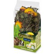 JR Farm Grainless Plus Kamilla és gyermekláncfű 100g