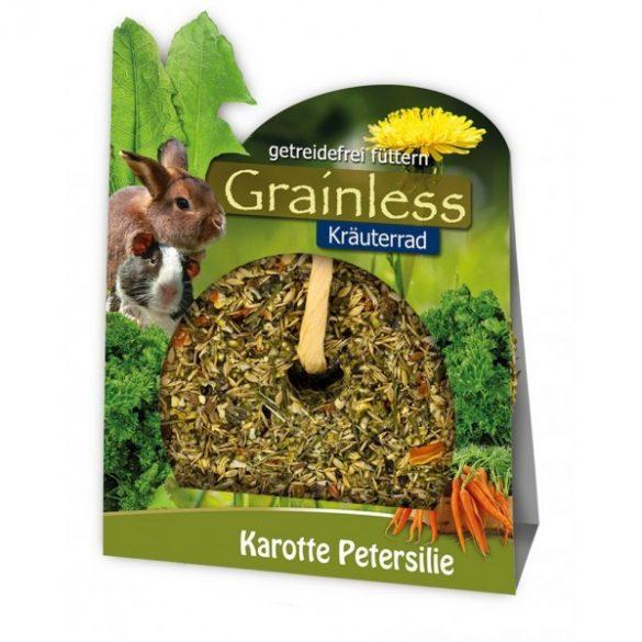 JR Farm Grainless Gabonamentes Karika Répa-Petrezselyem 140g