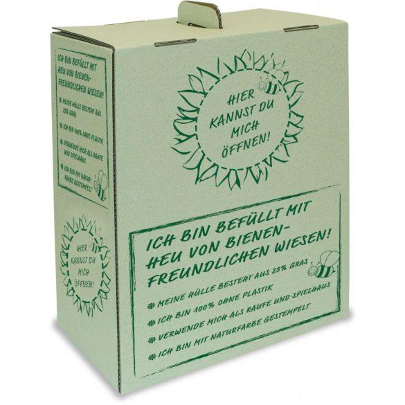 JR Farm Bee Friendly dobozos széna 1 kg
