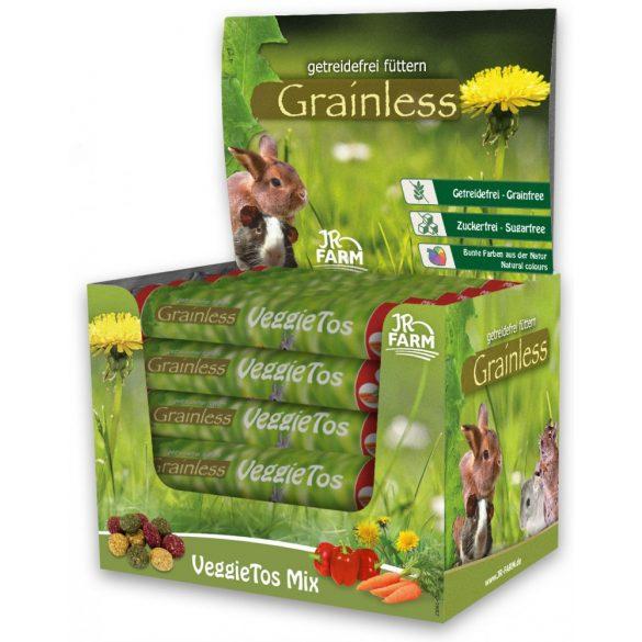 JR Farm Gabonamentes VeggieTos MIX 25g