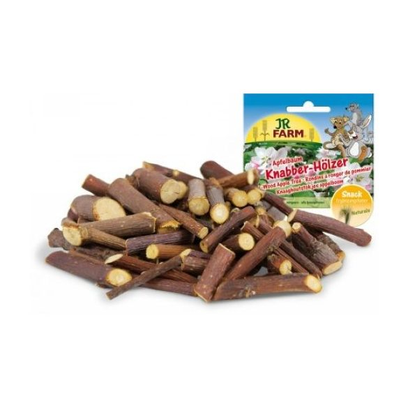 JR Farm Nibble Wood almafa ágak 100g