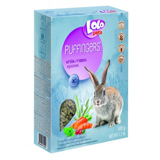 Lolo Pets Puffingers táp