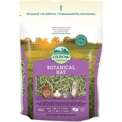 Oxbow Botanical Hay (Gyógynövényes széna) 425g