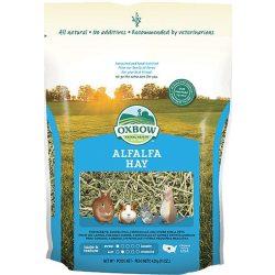 Oxbow Alfalfa Hay (Lucerna széna) 425g