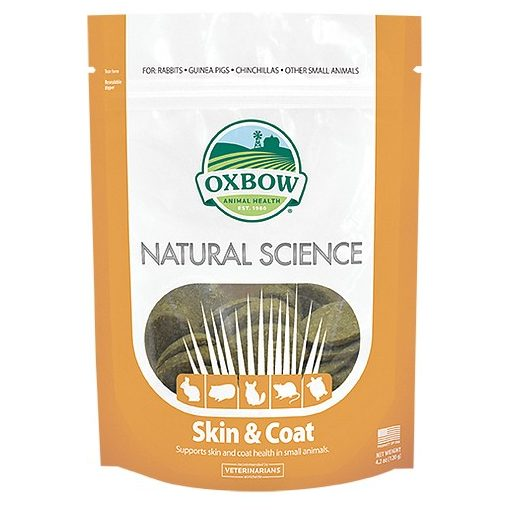 Oxbow Natural Science Skin&Coat 120g