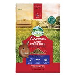 Oxbow Essentials Adult Rabbit - teljes értékű táp felnőtt nyulaknak 4,5kg