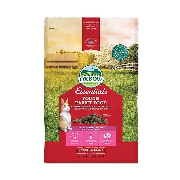 Oxbow Essentials Young Rabbit - teljes értékű táp fiatal nyulaknak 4,5kg
