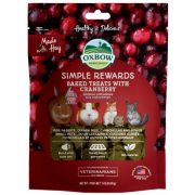 Oxbow Simple Rewards Cranberry - Áfonyás 60g