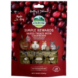 Oxbow Simple Rewards Cranberry - Áfonyás 60g