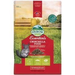 Oxbow Essentials Chincilla - Teljes értékű eledel chinchillák számára 1,36 kg