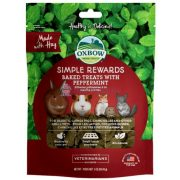 Oxbow Simple Rewards Peppermint - Borsmentás 40g