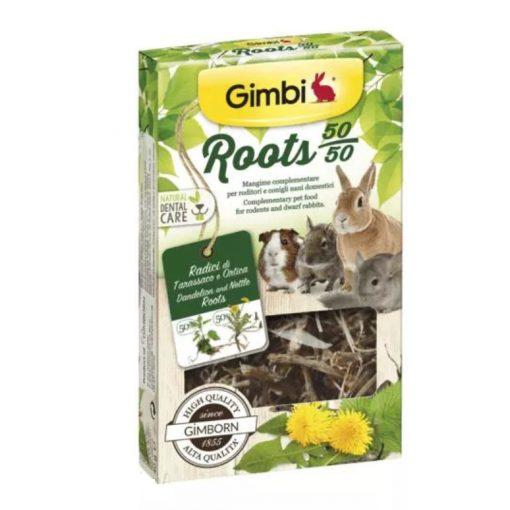 Gimbi Roots 50/50 - Pitypang és csalángyökér 40g