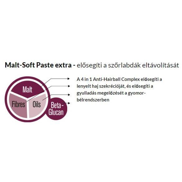 GimCat Malt-Soft Extra paszta - Malátás szőroldó paszta 50g