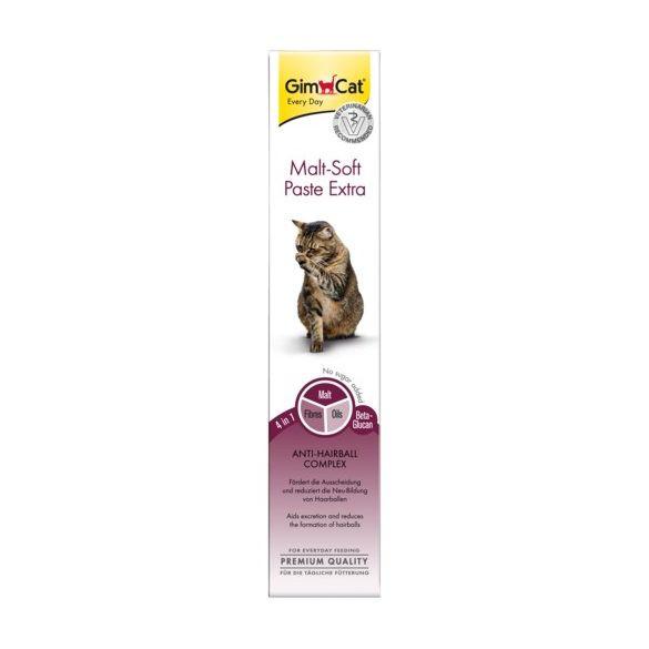 GimCat Malt-Soft Extra paszta - Malátás szőroldó paszta 200g