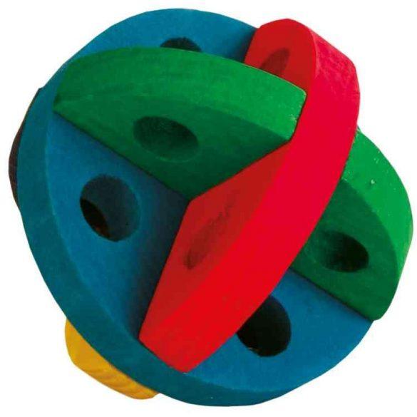 Trixie Játék és snack fa karika 6185 8 cm