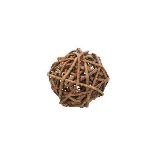 Trixie 61941 Wicker Ball - fonott vesszőlabda Ø 6cm