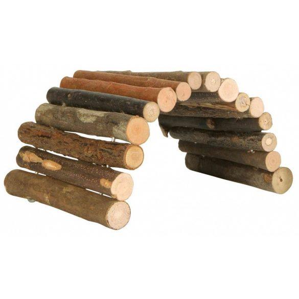 Trixie hajlítható fahíd/bújó 62153 51x30 cm